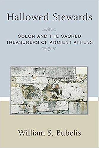 Hallowed Stewards: Solon and the Sacred Treasurers of Ancient Athens