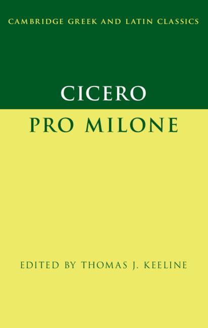 Cicero: Pro Milone