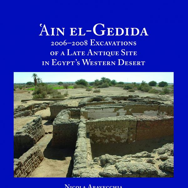 Nicola Aravecchia's book on Egyptian excavations is published