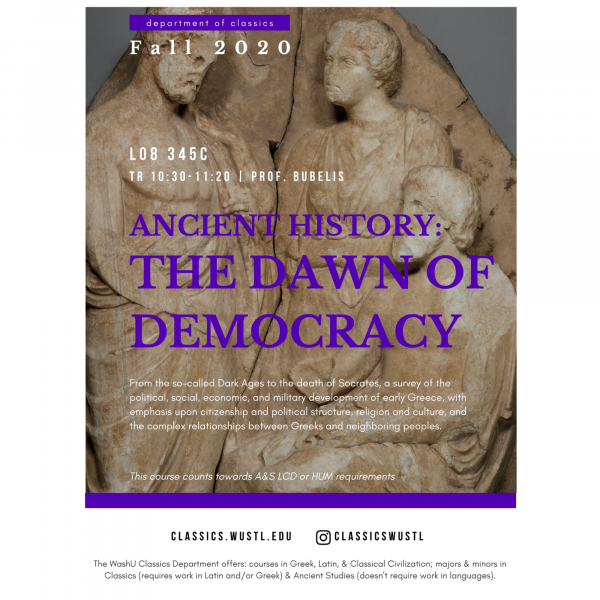 Greek History: The Dawn of Democracy