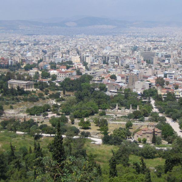 WashU undergraduate to participate in Athenian Agora excavation