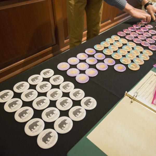 Washington University's chapter of Eta Sigma Phi inducts 13 new members.