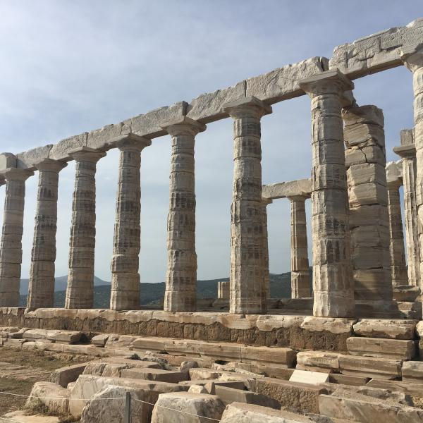 Classics to sponsor a First-Year Ampersand Program to Greece
