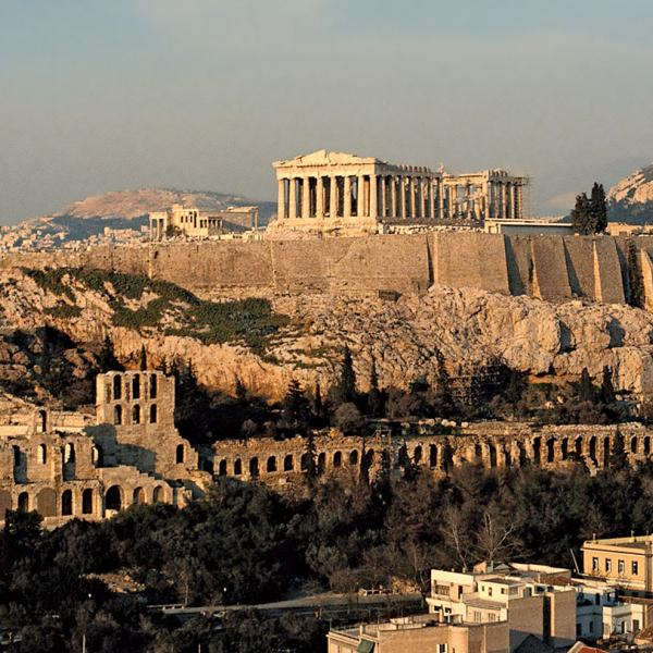 Classics graduate student shares his experience at the American School of Classical Studies at Athens