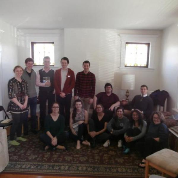 WashU Classics Club Reads Aristophanes' Birds