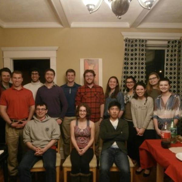 WashU Eta Sigma Phi Chapter Inducts Ten New Members