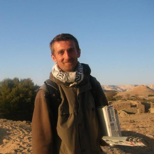 The Department of Classics Welcomes Assistant Professor Nicola Aravecchia