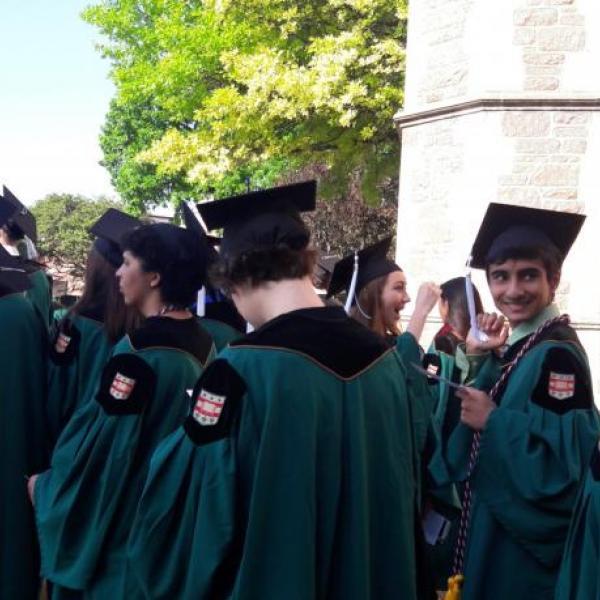 Congratulations, Classics and Ancient Studies Graduates!