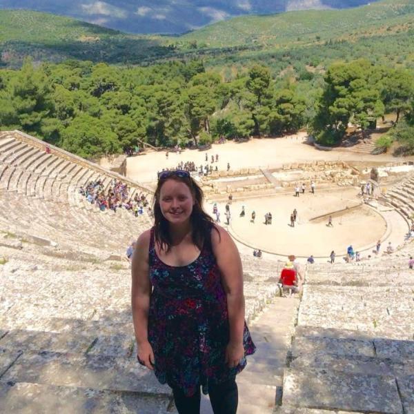 Alumna to head Latin Program