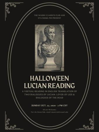 Halloween Lucian Reading