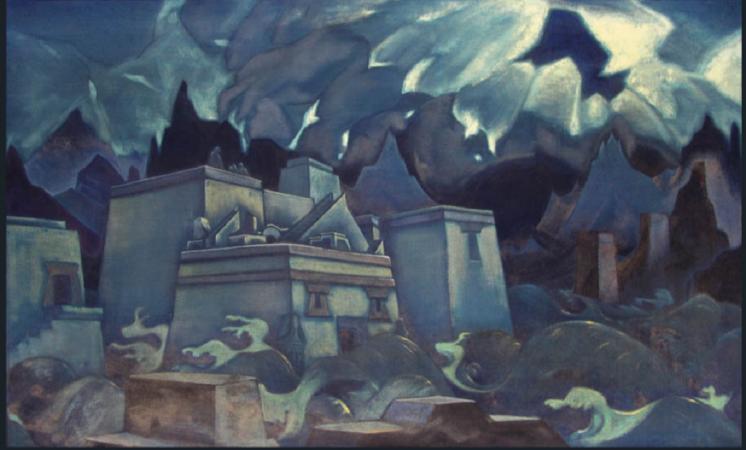 "CANCELED: 2020 Biggs Family Residency in Classics: ""Plato on Utopia: The Atlantis Story"""