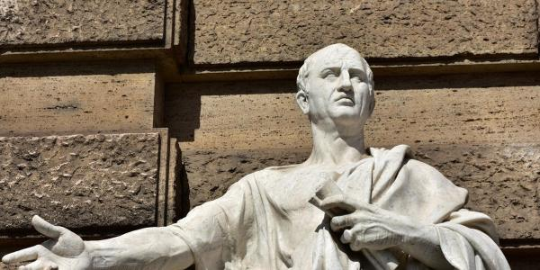 Tom Keeline's commentary on Cicero published