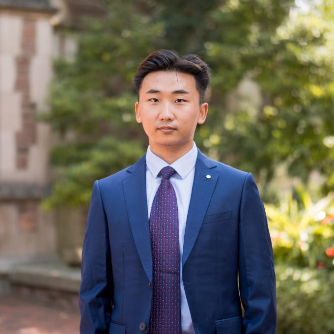 Headshot of Shangwei Deng