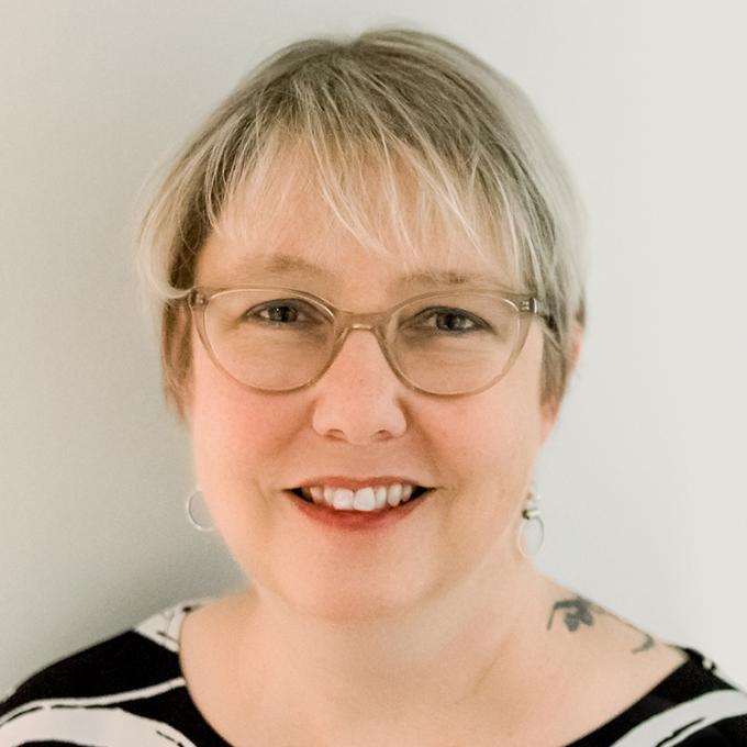 Headshot of Christie Peters